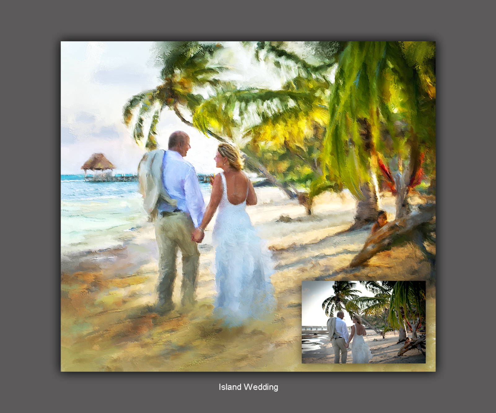 Pam Brodersen - 8 Island Wedding